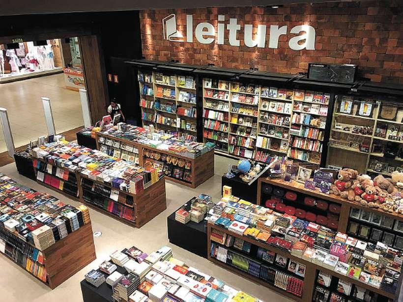 A rede Leitura pode se consolidar na vice-colocação no ranking do setor, atrás apenas da própria Saraiva, dona de 84 endereços. Foto: Divulgação