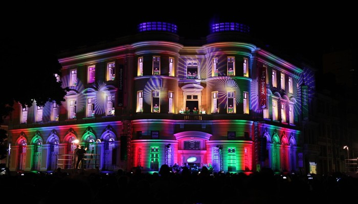 Abrindo o ciclo natalino na cidade, o show acontece a partir das 18h, com entrada gratuita. Foto: José Domingos Ramos/Divulgação