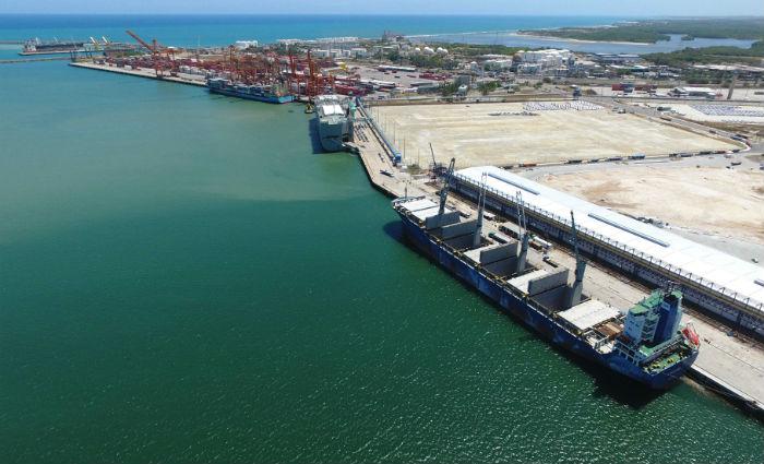 Foto: Porto de Suape/Divulgação