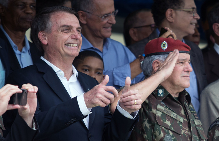 Foto: Fernando Souza / AFP