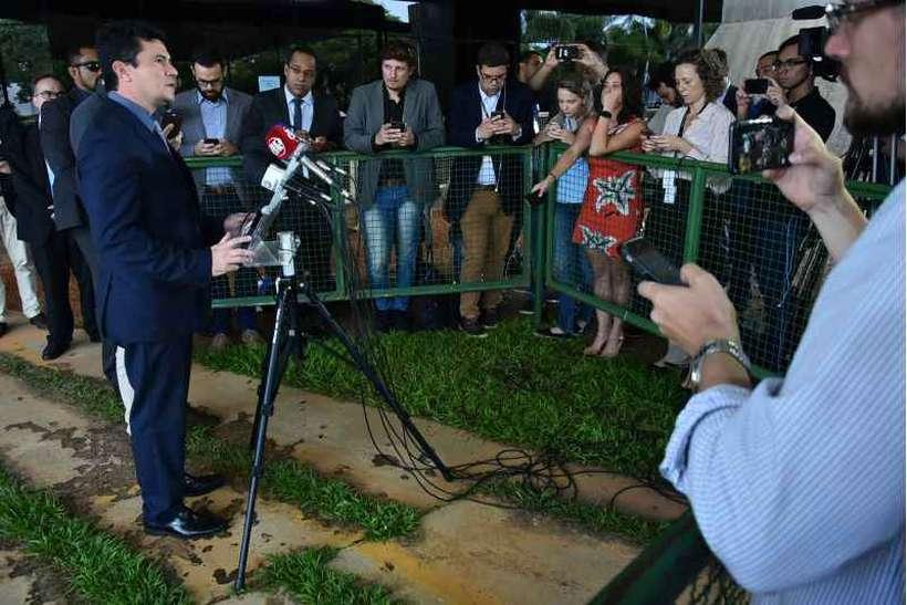 O futuro ministro da Justiça lança mão da influência que tem junto à sociedade para pressionar o Congresso: estratégia. Foto: Governo de Transição/Divulgação