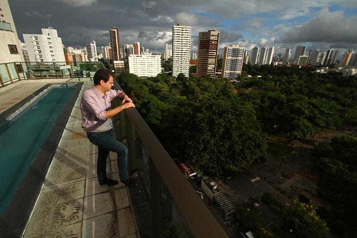Mercado de imóveis favorecerá compradores, mas os fundos darão maior rentabilidade (Peu Ricardo/DP)