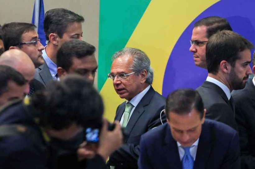 A proposta de Everardo Maciel está sendo analisada pela equipe do futuro ministro da Economia, Paulo Guedes. Foto: Sérgio Lima/AFP