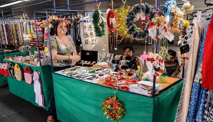 A feira tem o apoio do Prodarte, Programa de Desenvolvimento do Artesanato do Recife. Foto: Irandi Souza/PCR