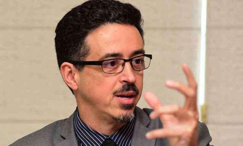 Ministro da Cultura Sergio de Sá Leitão. Foto: Antonio Cunha/CB/D.A Press