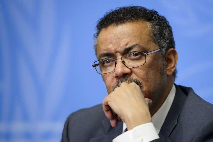 Tedros Adhanom Ghebreyesus. Foto: Fabrice Coffrini/AFP
