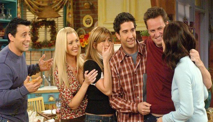 Friends estreou em meados da década de 1990. Foto: NBC/Reprodução