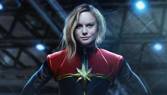 A atriz Brie Larson é a protagonista do filme. Foto: Divulgação