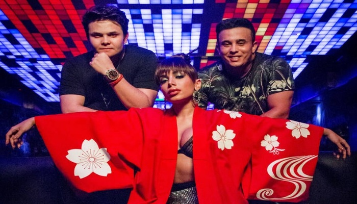 A dupla sertaneja Matheus & Kauan e cantora Anitta estão entre os artistas mais ouvidos pelo Spotify no Brasil. Foto: Cadu Fernandes/Divulgação
