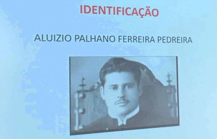 Aluizio Palhano havia sido dado como desaparecido político desde 1971. Foto: Reprodução/Comissão Especial de Mortos e Desaparecidos Políticos