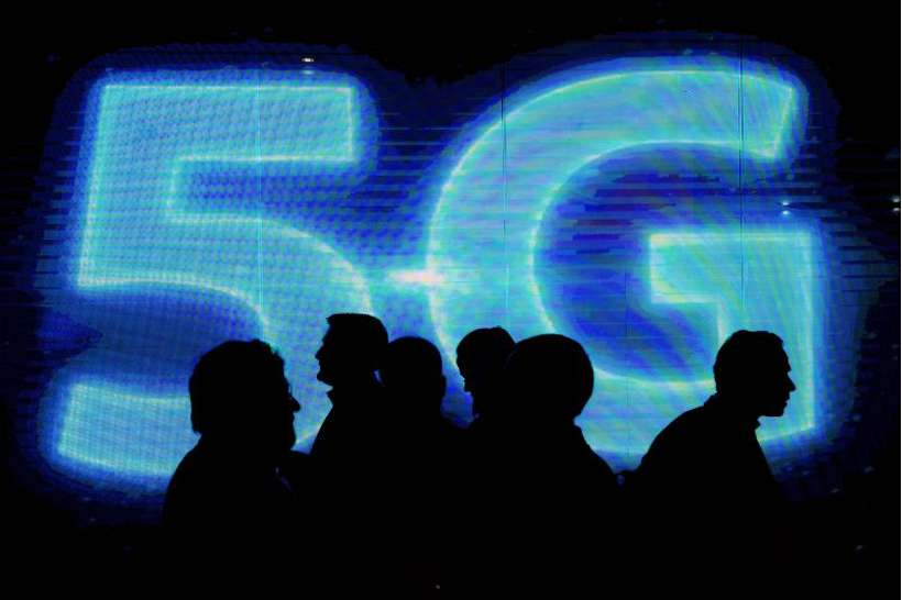O maior desafio para implantação do serviço 5G não está nos aparelhos, mas sim na rede. Foto: Josep Lago/AFP