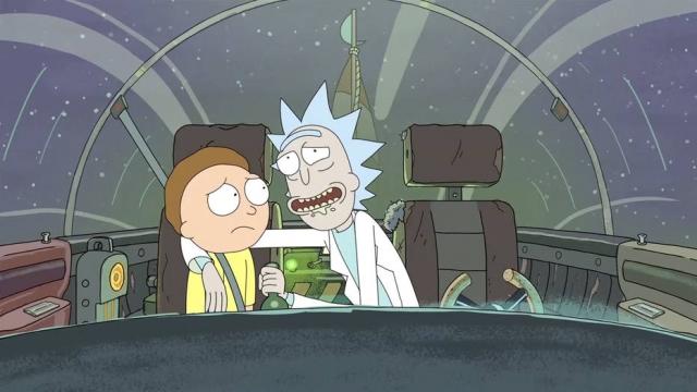 O canal Adult Swim renovou a popular série 'Rick and Morty' e encomendou 70 novo episódios da animação Foto: Adult Swim via The New York Times