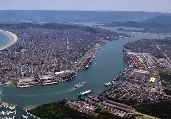Foto: Porto de Santos/Divulgação