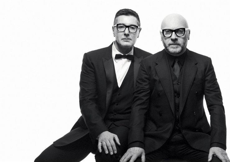 Domenico Dolce e Steffano Gabbana. A marca pediu desculpas, e desfile em Xangai foi suspenso. Foto: Reprodução da Internet
