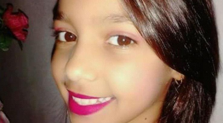 Maria Islaine Dantas da Silva, 10 anos, foi levada de casa, no Cabo de Santo Agostinho, pelo padrasto na última segunda-feira. Foto: Polícia Civil. (Maria Islaine Dantas da Silva, 10 anos, foi levada de casa, no Cabo de Santo Agostinho, pelo padrasto na última segunda-feira. Foto: Polícia Civil.)