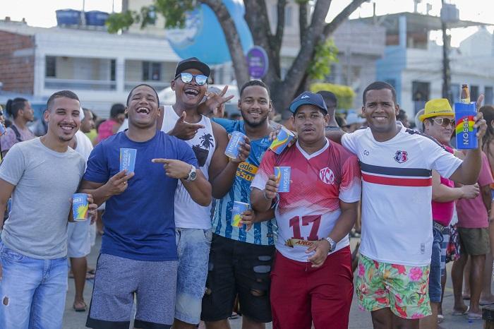 Ação aconteceu no Morro da Conceição e teve adesão dos moradores. Foto: Sol Pulquério/Divulgação