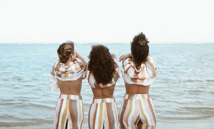 A marca pernambucana Viva Yemanjah integra o circuito slow fashion pernambucano e acaba de lançar sua primeira estampa exclusiva. Foto: Viva Yemanjah/Divulgação
