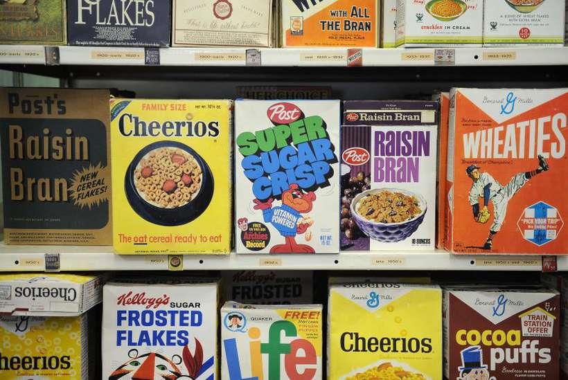 Oferta do alimento em supermercado americano: moderação é essencial no consumo dos produtos. Foto: Robyn Beck/AFP
