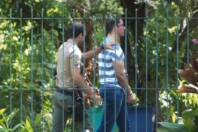 Danilo está preso há cinco meses no Cotel. Foto: Camila Pifano/Esp. DP (Danilo está preso há cinco meses no Cotel. Foto: Camila Pifano/Esp. DP)