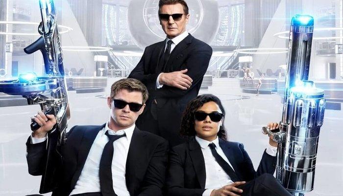 O elenco contará com Chris Hemsworth, Liam Neeson e Tessa Thompson. Foto: Reprodução/Sony Pictures