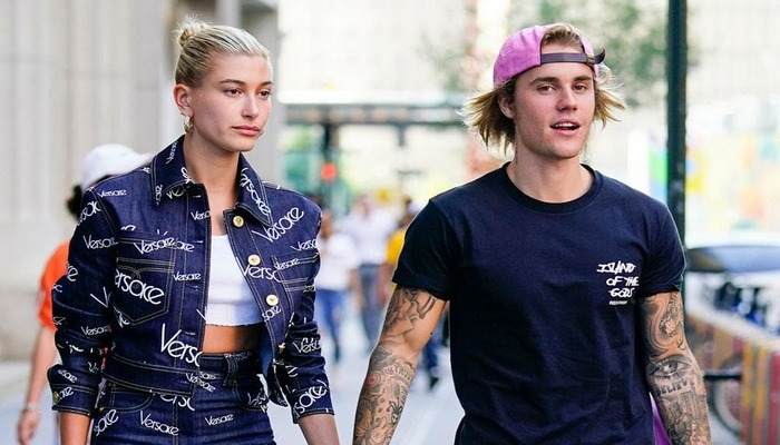8f97781d3bc61 Justin Bieber e Hailey Baldwin viram personagens de Os Simpsons ...