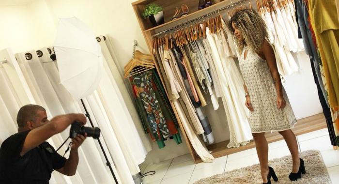 Dani mantém parceria com 200 marcas, sobretudo do segmento vestuário. Foto: Galo Comunicação/Divulgação