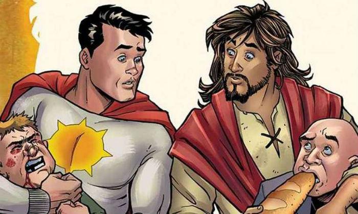 HQ será lançada em março nos EUA. Foto: Reprodução/DC Comics.