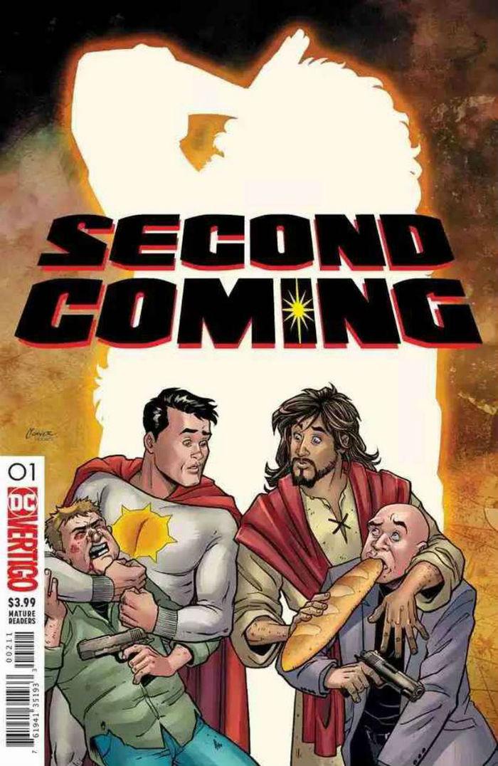 A capa foi desenhada por Amanda Conner. Foto: Reprodução/DC Comics.
