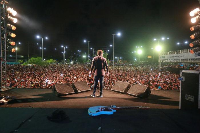 Noite de fé e confraternização deve lotar o Centro Cultural Miguel Arraes. Foto: Prefeitura de Jaboatão/Divulgação.