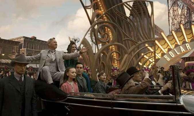 Dumbo traz o clássico infantil pelas mãos de Tim Burton. Foto: Walt Disney/Divulgação