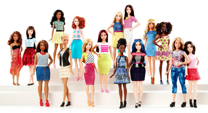 'A narrativa da marca Barbie é que ela é uma mulher jovem e independente que corre atrás de carreiras', afirma McKnight. Foto: STRINGER