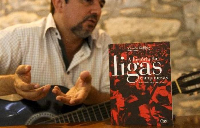 Música feita por Ricardo Andrade tem a letra de Zito da Galileia, que é poeta e cordelista Foto: Bruna Costa/Diario de Pernambuco
