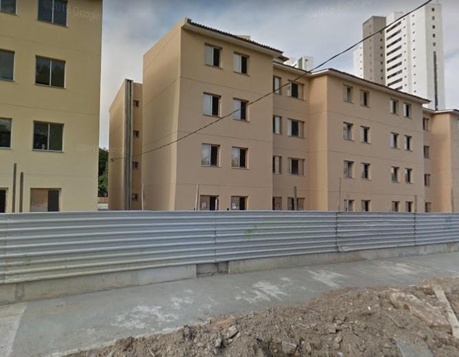 Habitacional de Casa Forte será beneficiado pela iniciativa. Foto: Reprodução do Google Street View.