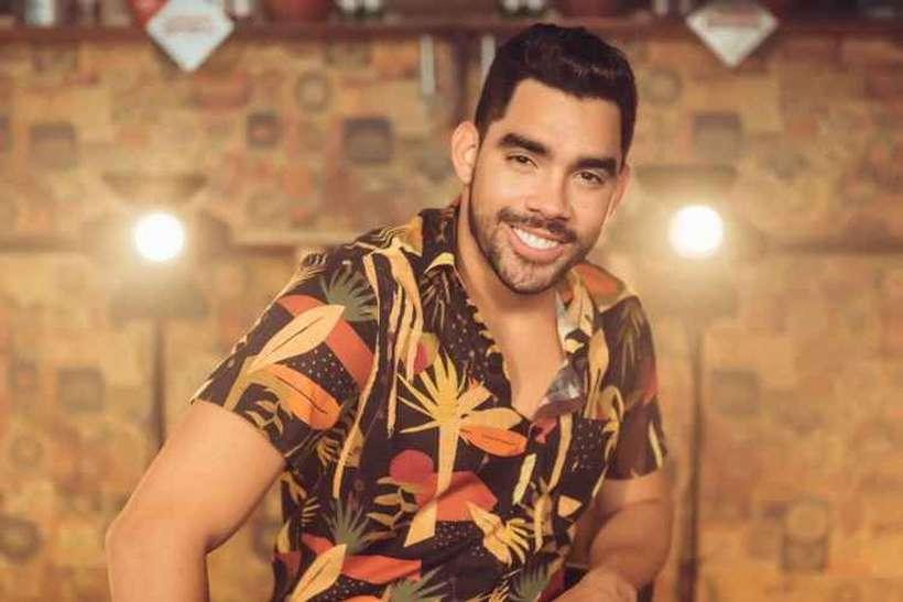 Gabriel Diniz, o responsável pelo sucesso da música Jenifer. Foto: Arquivo Pessoal/Divulgação