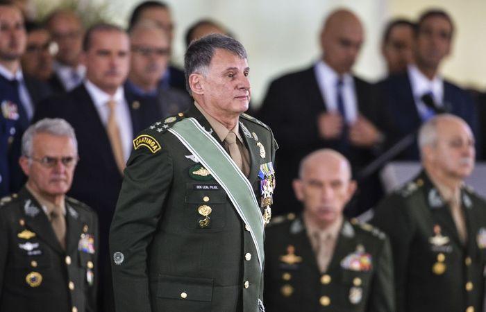 Novo comandante do Exército, general Edson Leal Pujol. Foto: Valter Campanato/ Agência Brasil