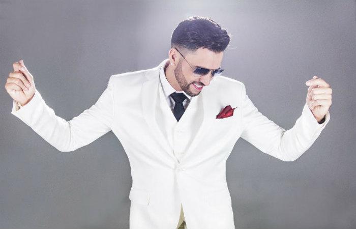 Cantor Latino é conhecido por desbancar vários hits. Foto: Divulgação
