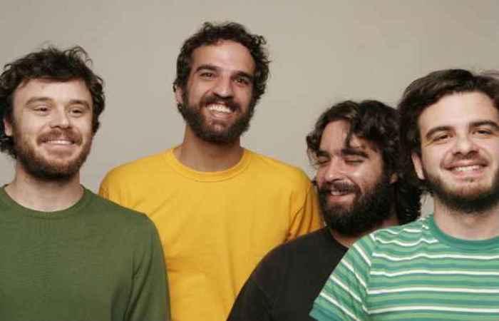 Grupo Los Hermanos. Foto: Divulgação