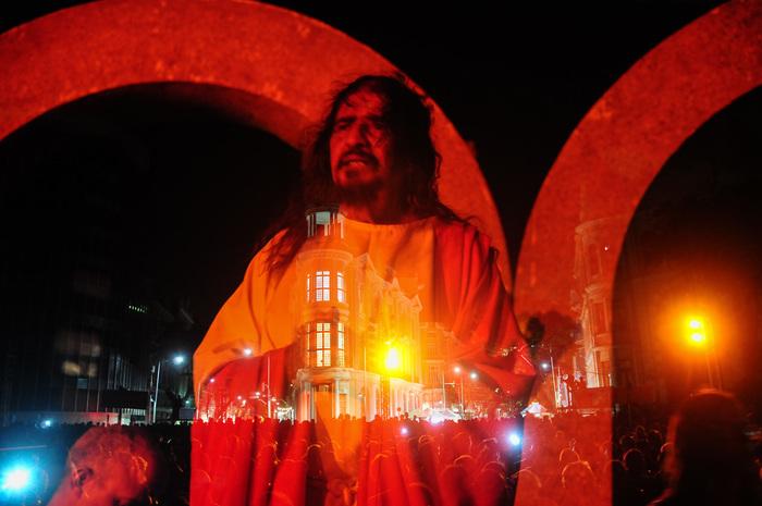 """De acordo com o novo documento, o espetáculo terá o nome """"Paixão do Recife a Jesus, a Luz do Mundo"""". Foto: Paulo Paiva/DP"""