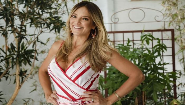 Ticiane Pinheiro estará no comando do reality show. Foto: Antonio Chahestian/Record