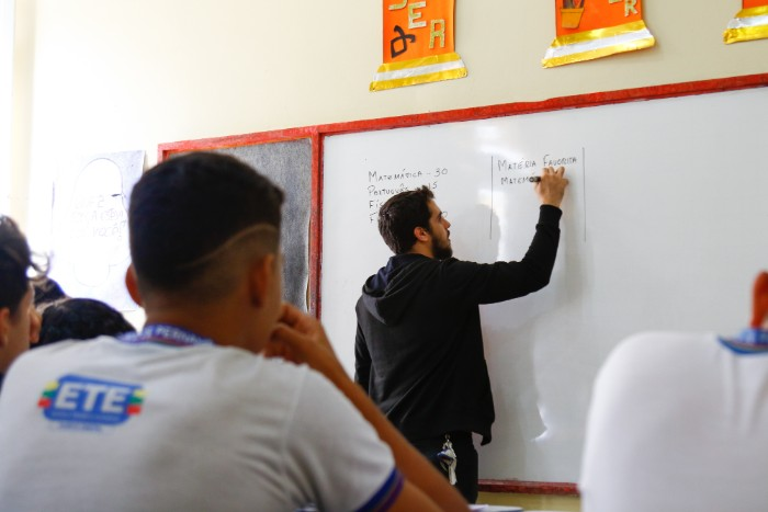 Professores e estudantes de escolas técnicas serão os beneficiados pelas novas modalidades do Ganhe o Mundo. Foto: Marlon Diego/Esp.DP.