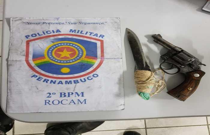 Divulgação/Polícia Militar de Pernambuco.