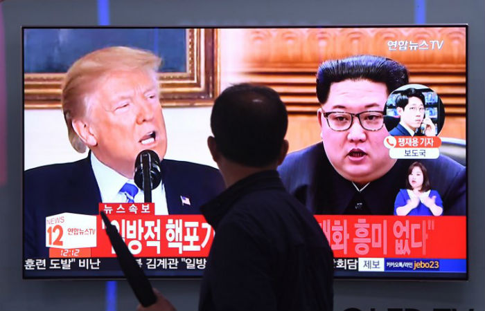 Foto: Jung Yeon-je/ AFP