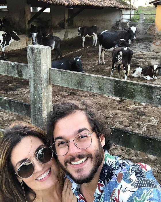 Maria Gadu comentou a foto apontando o machismo subliminar e o maus-tratos contra animais. Foto: Reprodução/Instagram