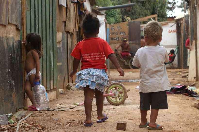 A Oxfam aponta que conseguir que o 1% mais rico pague apenas 0,5% de imposto extra sobre sua riqueza pode levantar mais dinheiro do que custaria para educar os 262 milhões de crianças fora da escola e fornecer assistência médica que salvaria a vida de 3,3 milhões de pessoas. Foto: Rodrigo Nunes/Esp. CB/D.A Press