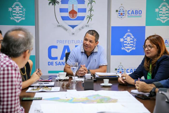 Foto: Léo  Domingos ( Prefeitura do Cabo de Santo Agostinho)