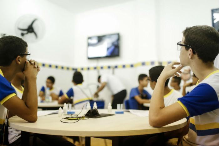 Os cursos são oferecidos apenas para pessoas que comprovem morar na capital. Foto: Andrea Rego Barros/PCR.