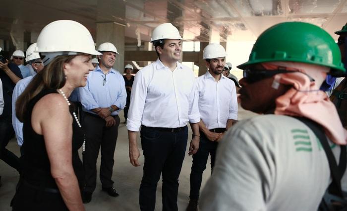 Geração de empregos é a prioridade do governador Fotos: Heudes Régis/SEI