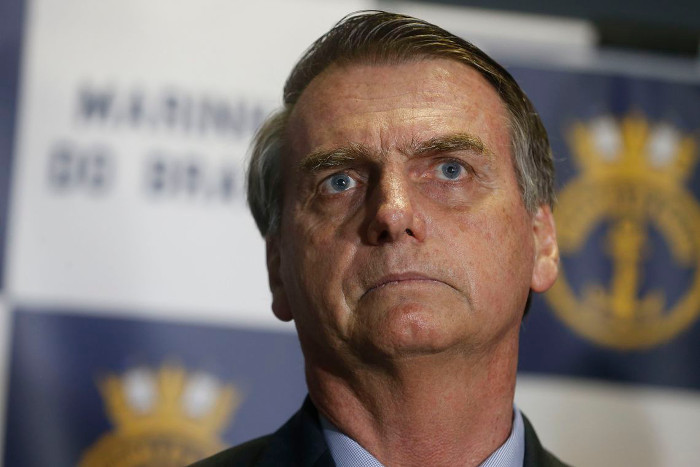 O presidente saiu de Brasília na manhã deste domingo, por volta das 8h. Foto: Agência Brasil.