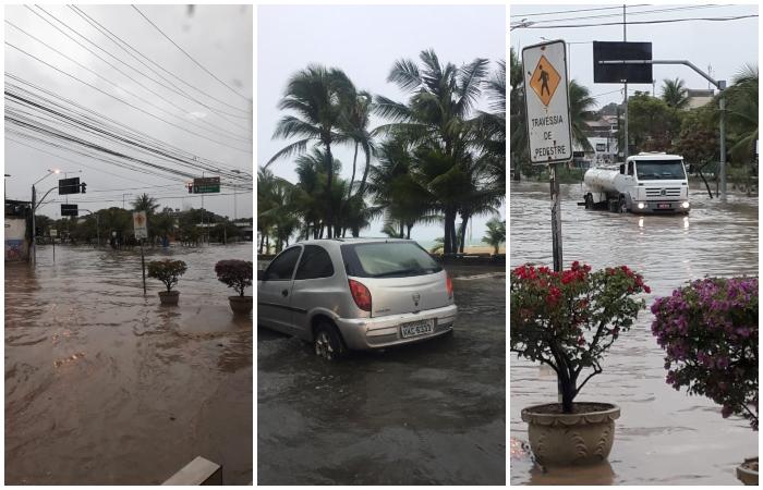 Na foto, as Avenidas Carlos de Lima Cavalcanti, em Olinda e Avenida Boa Viagem, na Zona Sul do Recife.  Foto: Cortesia. (Na foto, as Avenidas Carlos de Lima Cavalcanti, em Olinda e Avenida Boa Viagem, na Zona Sul do Recife.  Foto: Cortesia.)