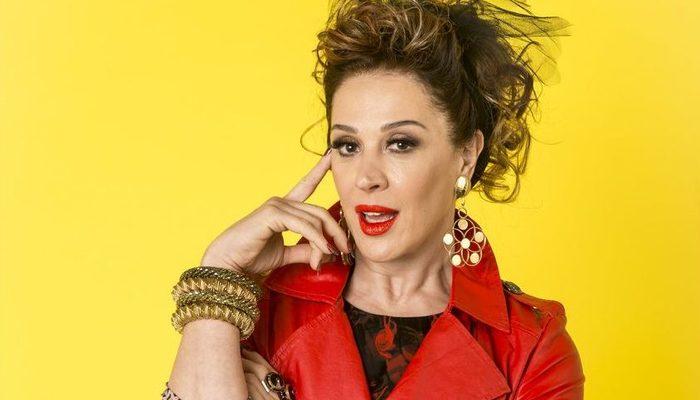 Claudia Raia, de 52 anos, é atriz, dançarina e cantora. Foto: João Cotta/Globo